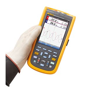 Fluke 120B Series Industrial ScopeMeter® Set FLUKE 4755975