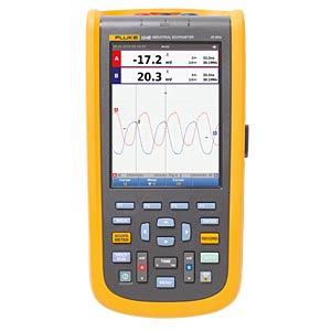 Handheld-Oszilloskop ScopeMeter® 124B, digital, für Industrie FLUKE 4755731