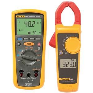 Isolationsprüfer Fluke 1507 + Stromzange 323 FLUKE 4864866