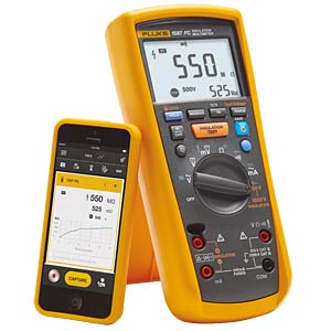 Isolationsmultimeter 1587 FC FLUKE 4691215