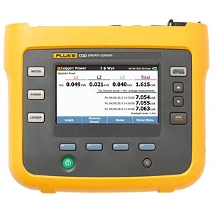 Fluke 1730 three-phase energy logger FLUKE 4276693