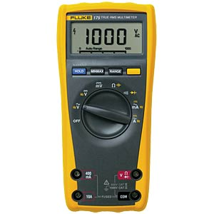 Multimeter 175, digital, 6000 Counts FLUKE 1592901
