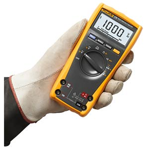 ACTIE: Digitale multimeter, Fluke 175 + tas FLUKE 4814507