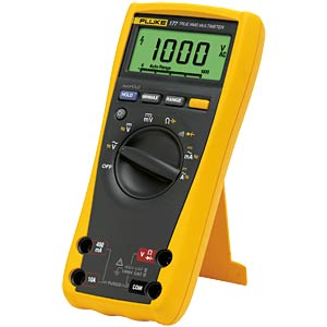 Multimeter 177, digital, 6000 Counts FLUKE 1592874