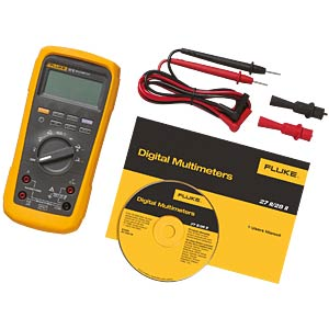 Fluke 27-II multimeter for industrial applications FLUKE 3947770
