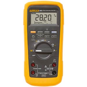 Fluke 28-II multimeter for industrial applications FLUKE 3947820