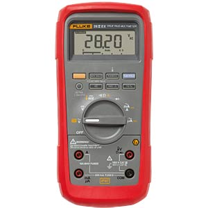 Multimeter 28 II Ex, digital, 6000 Counts, eigensicher, TRMS FLUKE 4017165