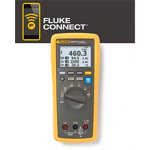 Wireless multimeter, Fluke 3000 FC FLUKE 4401595