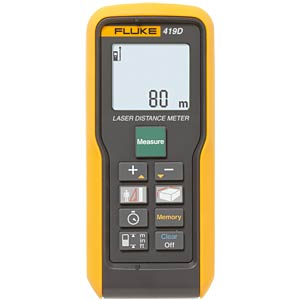 Laser range finder up to 80 m FLUKE 4106853