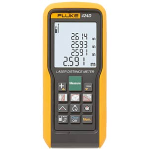 Laser range finder up to 100 m FLUKE 4106866