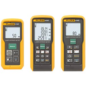 Laser range finder up to 50 m FLUKE 4106830