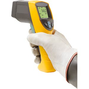 IR thermometer, 12:1, -40°C to 550°C FLUKE 2558118