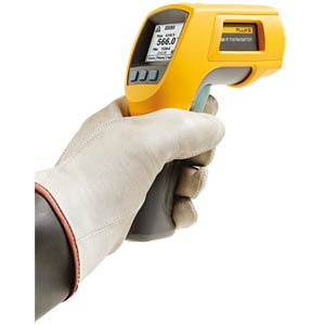 Infrared and contact thermometer, 30:1 FLUKE 2837799