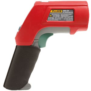 Intrinsically safe infrared thermometer, -40°C to 800°C FLUKE 4321662