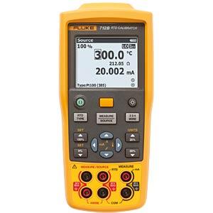 Fluke 712 B Kalibrator für Widerstandsthermometer FLUKE 4387857