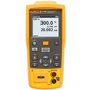 Fluke 714 B thermocouple calibrator FLUKE 4387869