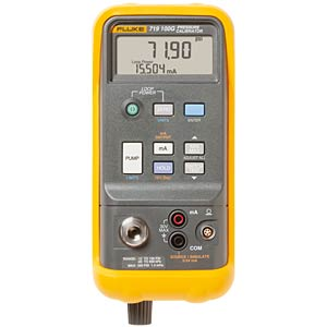 Pressure calibrator with electrical pump up to 8 bar FLUKE 3315344