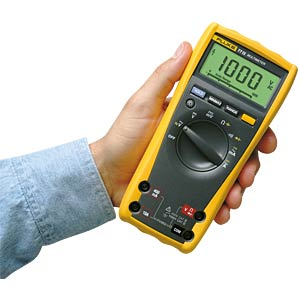 Multimeter 77 IV, digital, 6000 Counts, für Laboreinsatz FLUKE 3947835