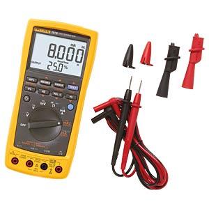 Kalibrator mit integriertem Digital-Multimeter, ProcessMeter 787 FLUKE 4777186