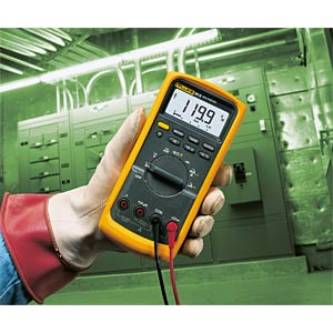 Multimeter 83V, digital, 6000 Counts FLUKE 3947847