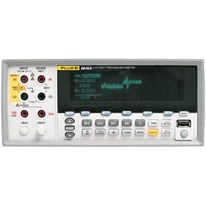 Tischmultimeter 8846A, digital, 200000 Counts, dual FLUKE 2577390
