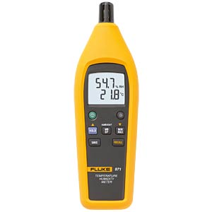 Temperature and humidity meter FLUKE 2418208