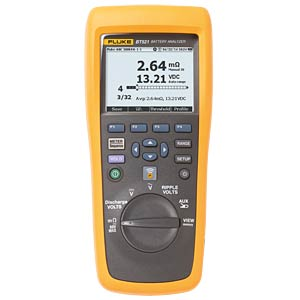 Fluke BT521 battery analyser FLUKE 4489996