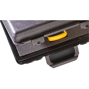 Hard carrying case for measuring instruments, 30.5 x 36 x 10.5 c FLUKE 2437514