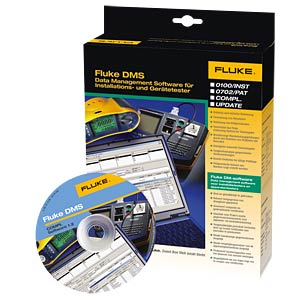 Fluke DMS Software Complete for 1654B, 6500 FLUKE 4718790