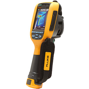 Thermal imaging camera TIR110 for construction diagnostics FLUKE 3810353