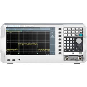 Spektrumanalysator FPC 1500, 5 kHz bis 2000 MHz, TG-Funktion ROHDE & SCHWARZ 1328.6660P12
