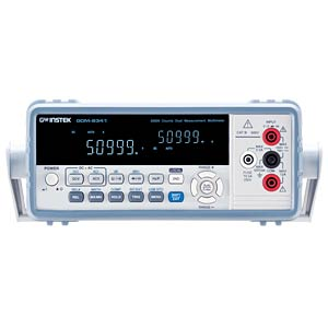 Tischmultimeter, 50.000 Counts, USB GW-INSTEK 01DM834100GS