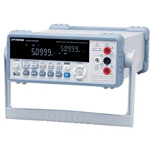 Tischmultimeter, 50.000 Counts, USB GW-INSTEK 01DM834200GS
