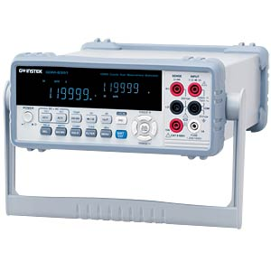 Tischmultimeter, 120.000 Counts, RS232/USB GW-INSTEK 01DM835100GS
