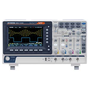 Digital-Speicher-Oszilloskop GDS-1074B, 70 MHz, 4 Kanäle GW-INSTEK 01DS174B00GT