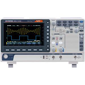 Digital-Speicher-Oszilloskop GDS-1102B, 100 MHz, 2 Kanäle GW-INSTEK 01DS112B00GT