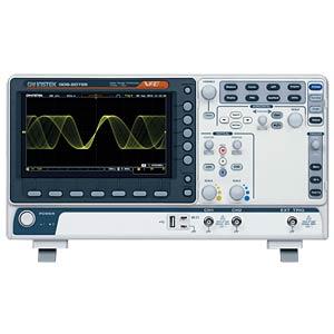 "8"" LCD, VP Oscilloscope, USB, 70 MHz, 2 CH GW-INSTEK 01DS272E00GS"