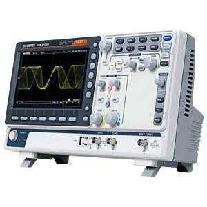 Digital-Speicher-Oszilloskop GDS-2202E, 200 MHz, 2 Kanäle GW-INSTEK 01DS222E00GS