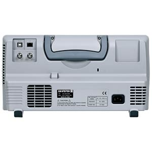 8 LCD, VP-Oszilloskop mit USB Port, 70 MHz, 4 CH GW-INSTEK 01DS274E00GT