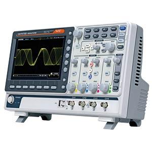 "8"" LCD, VP Oscilloscope, USB, 100 MHz, 4 CH GW-INSTEK 01DS214E00GS"