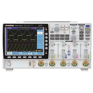 """8"""" LCD, VP-Oszilloskop mit USB Port, 150 MHz, 4 CH GW-INSTEK 01DS315400GT"""