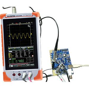 Handheld-Oszilloskop GDS-207, 70 MHz, 2 Kanäle, Multimeter GW-INSTEK GDS-207
