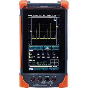 Handheld-Oszilloskop GDS-310, 100 MHz, 2 Kanäle, Multimeter GW-INSTEK GDS-310