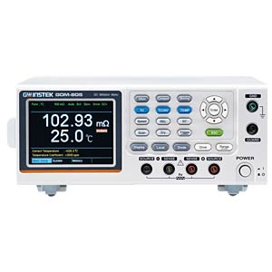 Tischmultimeter GOM-805, digital, 50000 Counts GW-INSTEK 01OM805000GS