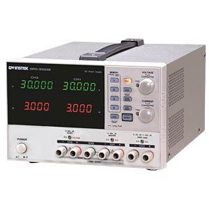 Labornetzgerät, 0 - 30 V, 0 - 3 A, linear, programmierbar GW-INSTEK 01PD333S30GS