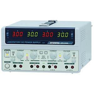 Lineares DC-Labornetzgerät, 4 CH, 3 A, 30 V, 200 W GW-INSTEK 01PS430310GS