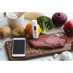 Nitratmessgerät MINI, mit Strahlungsmessung, 0 - 999,99 µSv/h ANMEZ GT3MINIW