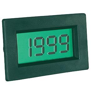 LCD-Einbaumodul, 3-1/2 stellig, 13mm, mit Bel. PEAKTECH LDP-140