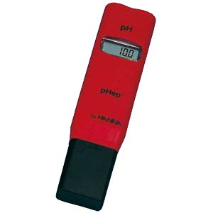 pH tester with replaceable electrode HANNA INSTRUMENTS HI 98107