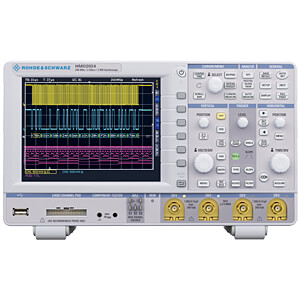 200 MHz mixed-signal oscilloscope, 4 channels ROHDE & SCHWARZ 21-2024-0000